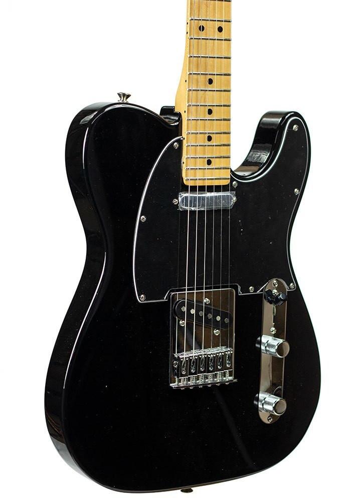 Fender Fender Player Series Telecaster - Black/Maple Fingerboard
