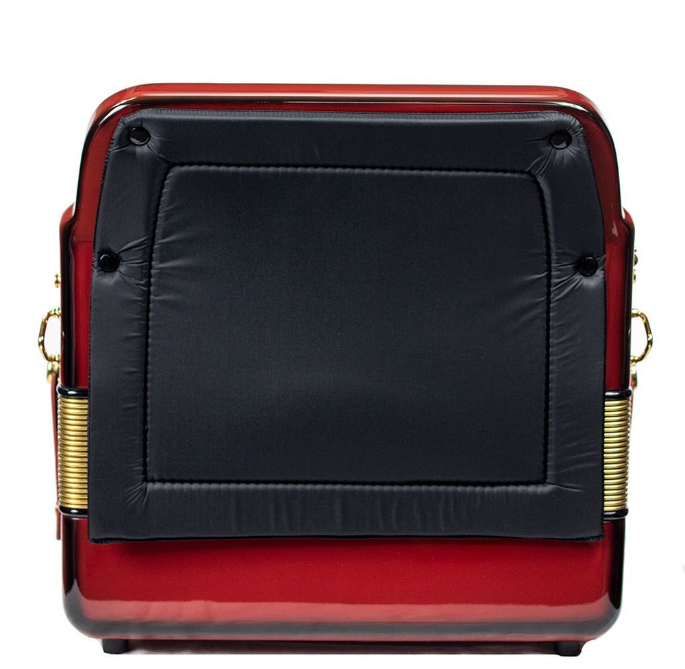 Hohner Hohner Anacleto Rey Del Norte Two Tone FBE/GCF Ruby Red