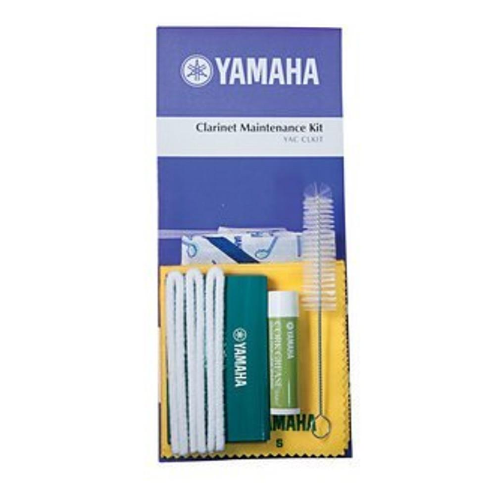 Yamaha Yamaha YAC CL-MKIT Wood/Plastic Clarinet Maintenance Kit