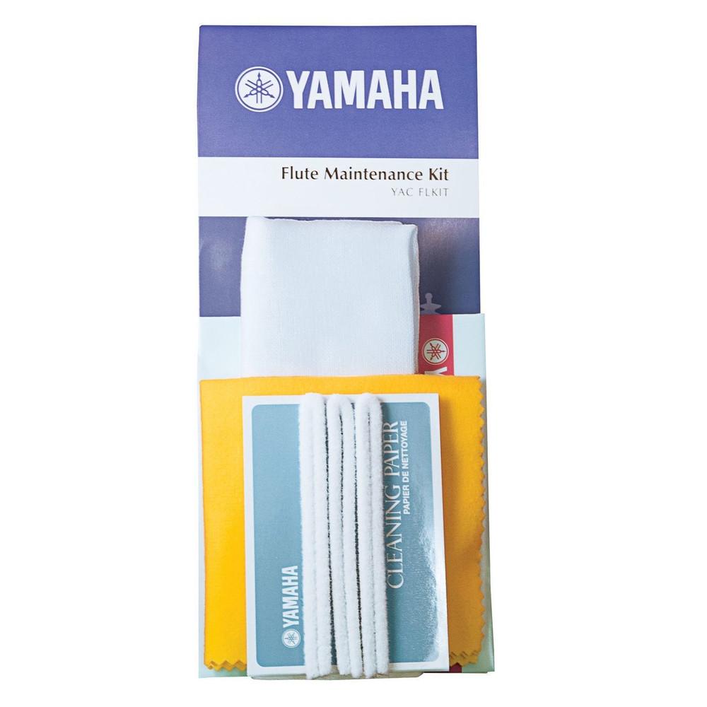 Yamaha Yamaha YACFLKIT Flute/Piccolo Cleaning Kit
