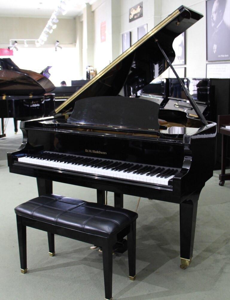 DH Baldwin DH Baldwin C172 Baby Grand Piano or 57