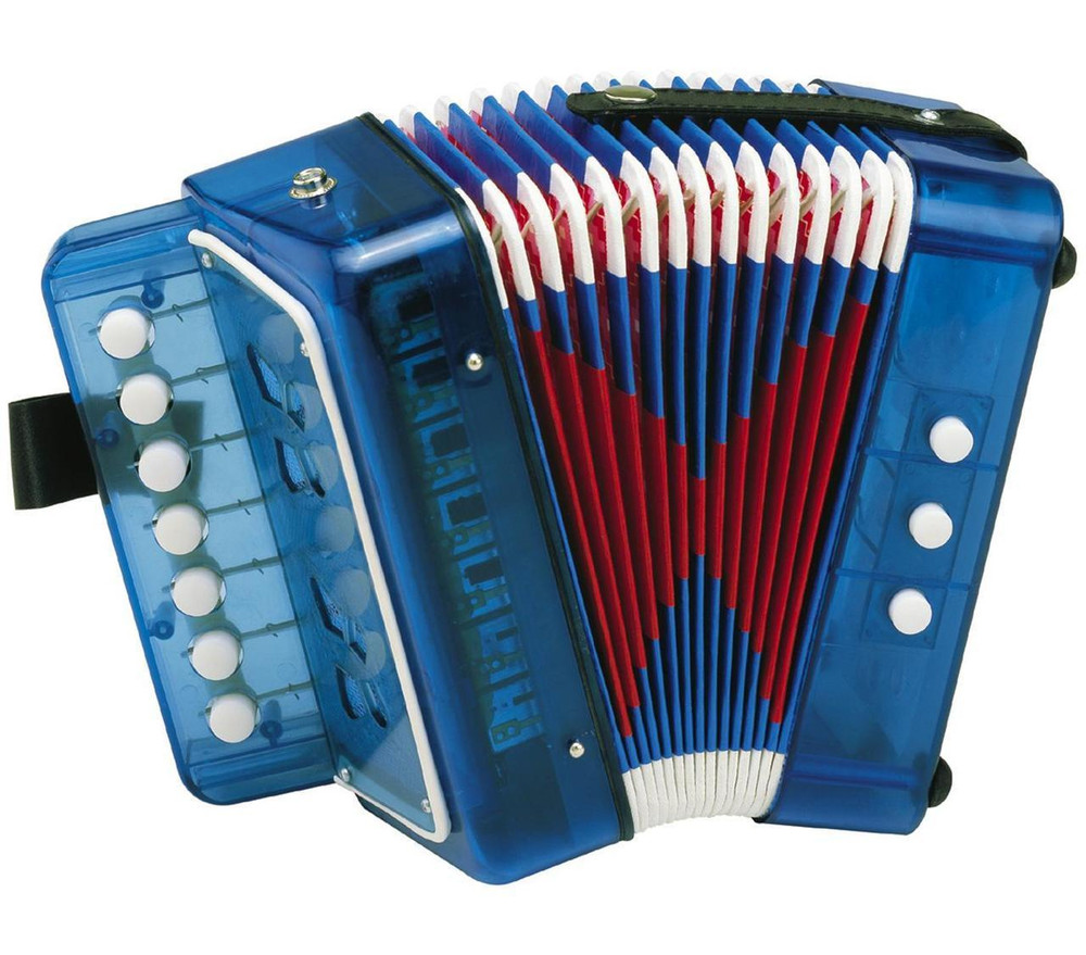 Hohner Hohner Toy Accordion Blue