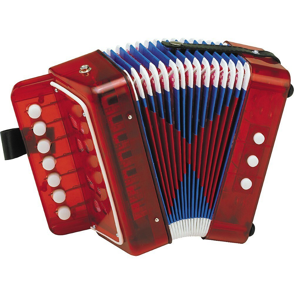 Hohner Hohner Toy Accordion Red