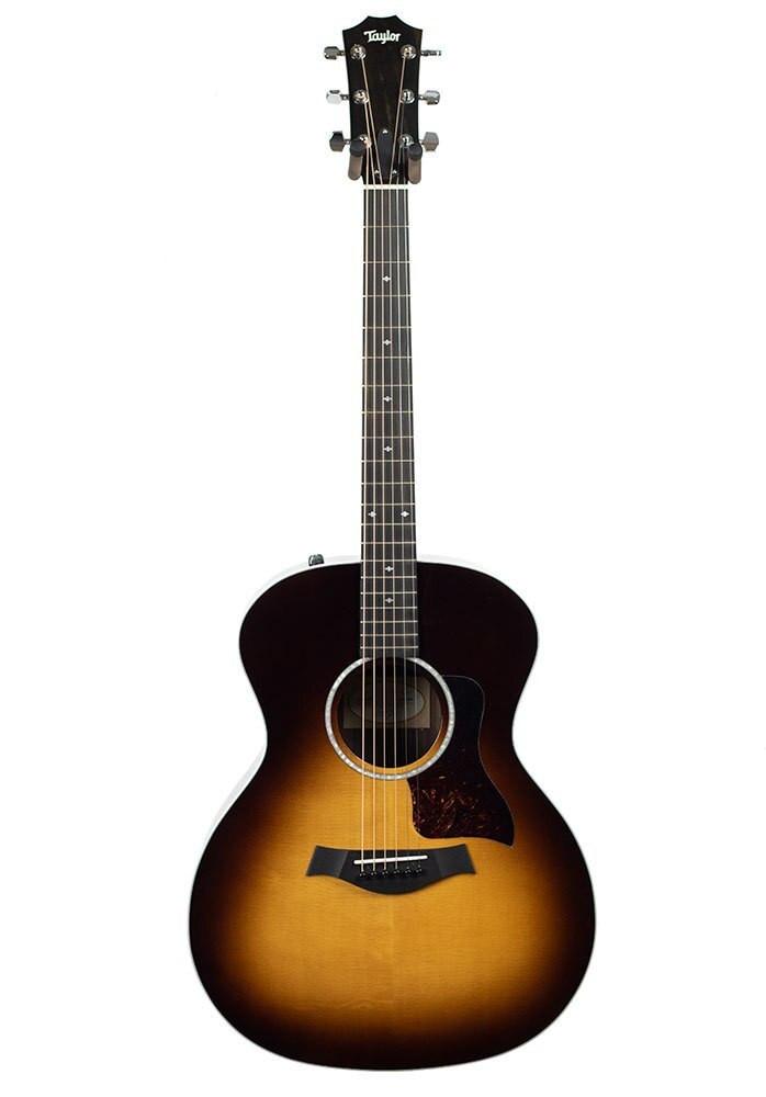 Taylor Guitars Factory Used Taylor 214e DLX Grand Auditorium - Sunburst Serial 2110018480