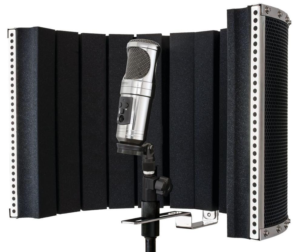 PROformance DEMO Proformance PS70 Studio Isolation Acoustic Vocal Microphone Shield MINT