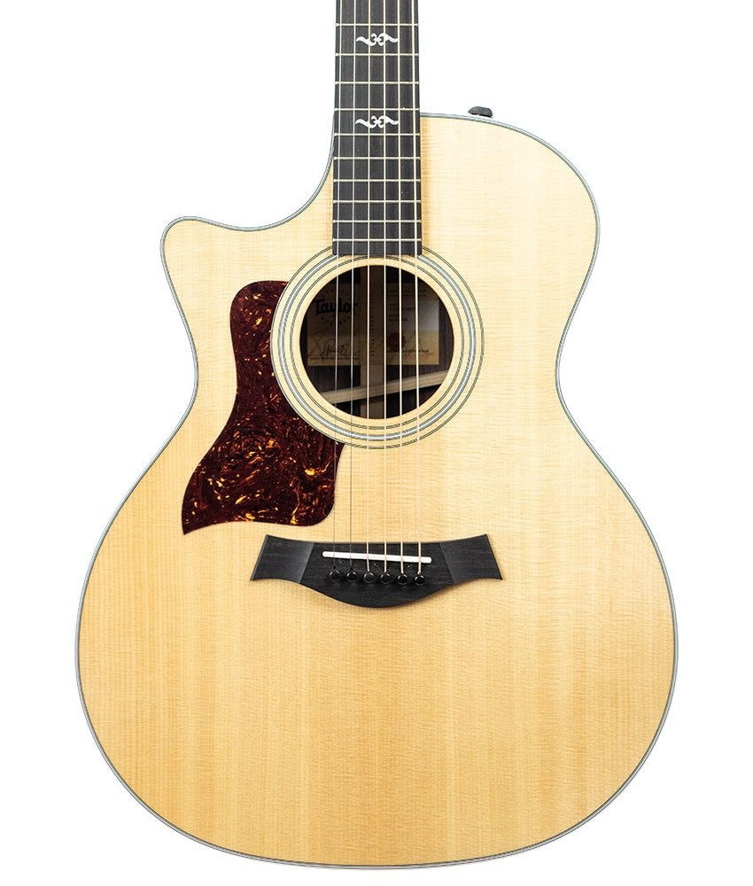 Taylor Guitars Factory Used Taylor 414ce-R V-class Left Handed - Spruce/Rosewood Serial 1108218072
