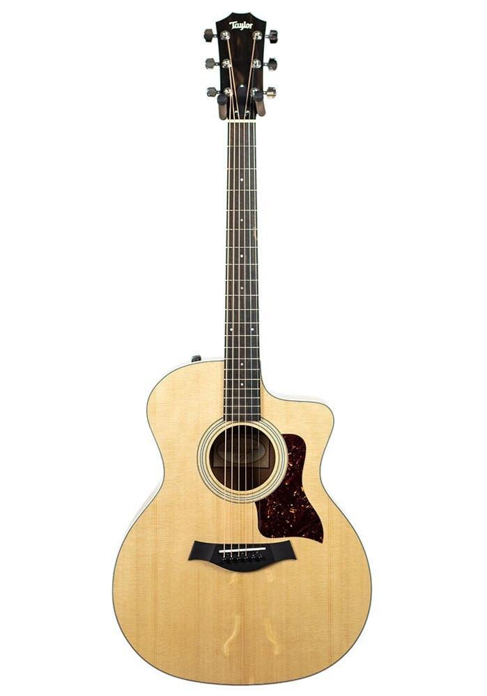 Taylor Guitars Factory Used Taylor 214CE Koa/Spruce Grand Auditorium Serial 2110238445