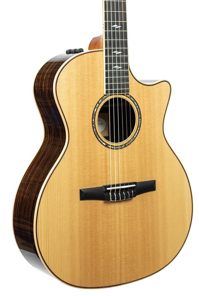 Taylor Guitars Factory Used Taylor 814ce-N Grand Auditorium Nylon - Spruce/Rosewood