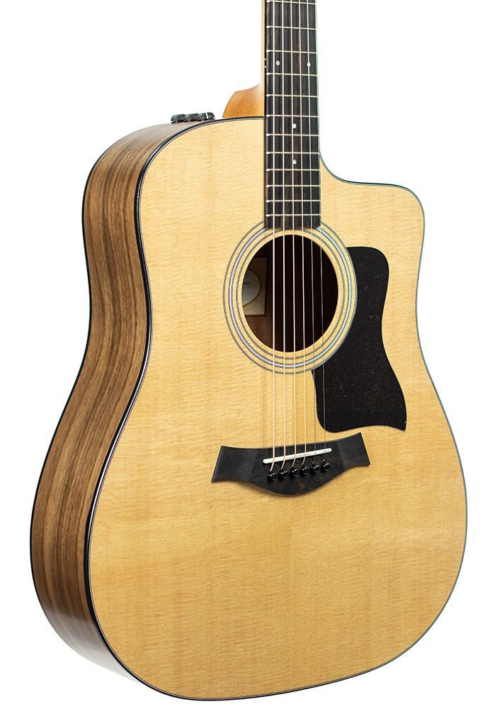 Taylor Guitars Factory Used Taylor 110CE Dreadnought Cutaway Walnut/Sitka Serial 2110258371