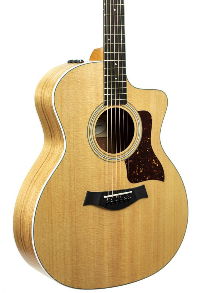 Taylor Guitars Factory Used Taylor 214CE Koa/Spruce Grand Auditorium Serial 2110308526