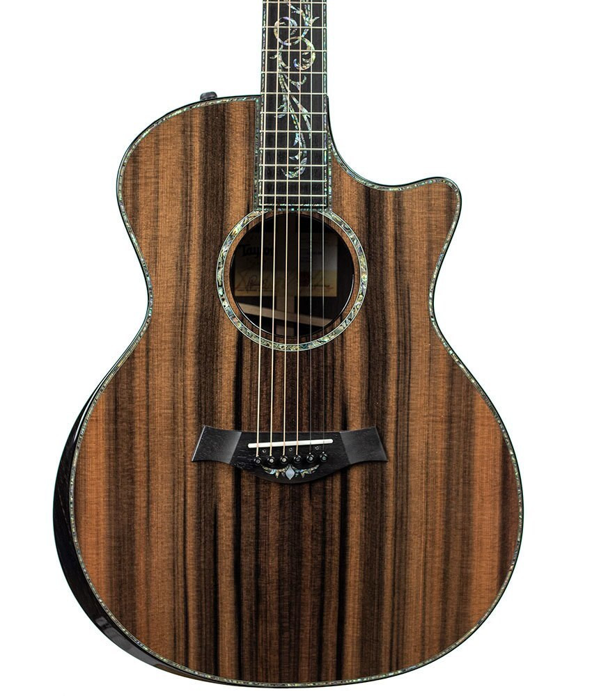 Taylor Guitars Factory Used Taylor PS14ce Grand Auditorium with V-Class Bracing - Sinker Redwood/Milagro Brazilian Rosewood
