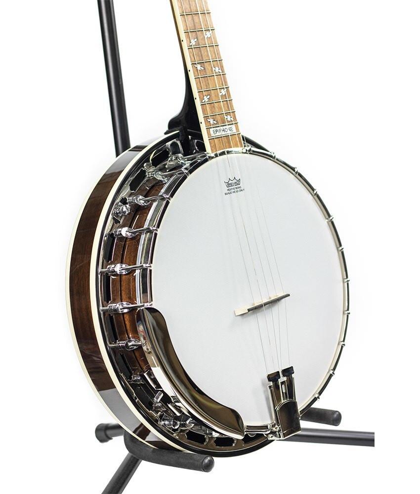 Epiphone Epiphone Mayfair Banjo 5-string - Red Brown Mahogany