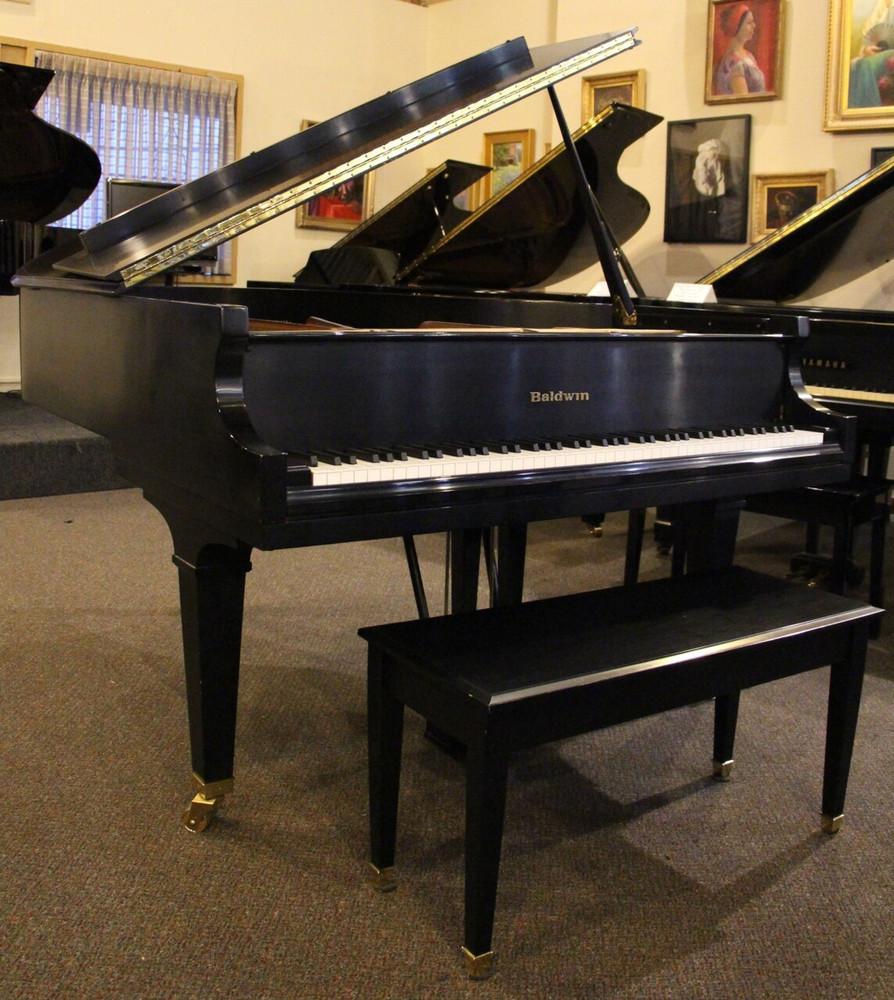 Baldwin R Grand Piano or 58 or Satin Ebony
