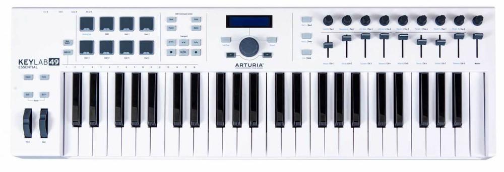 Arturia Arturia KeyLab Essential 49 Keyboard MIDI Controller
