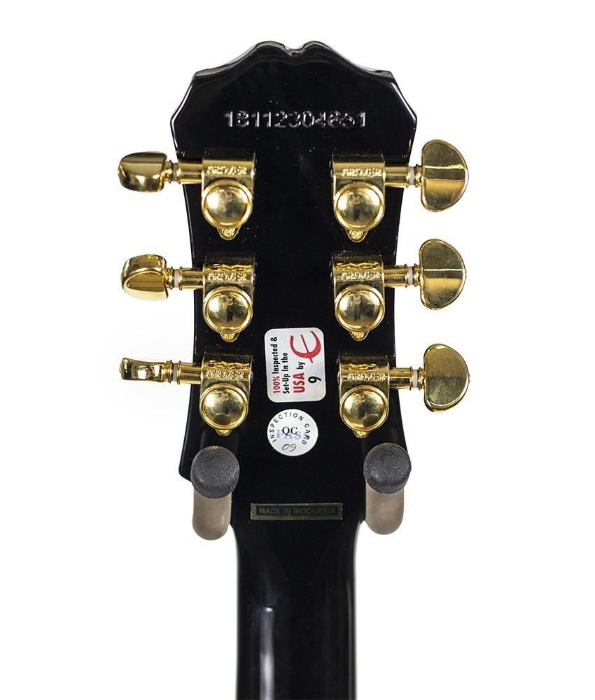 Epiphone Epiphone Les Paul Custom Pro - Ebony
