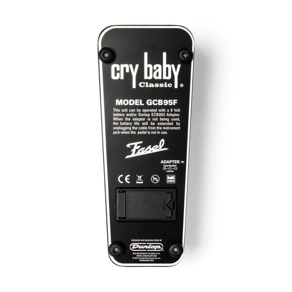 Dunlop Dunlop GCB95F Cry Baby Classic Wah