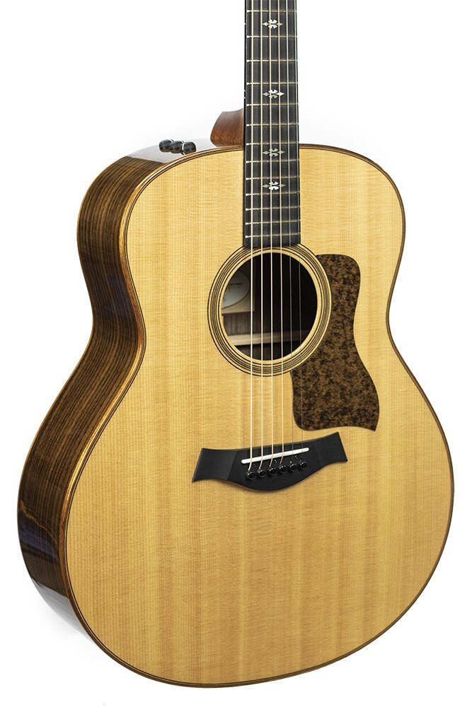 Taylor Guitars Factory Used Taylor 718e Grand Orchestra - Lutz Spruce/Rosewood Serial 1101248068