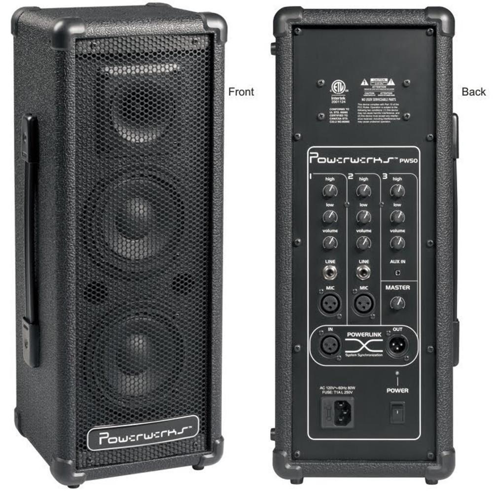 Powerwerks Powerwerks 50w Personal PA System