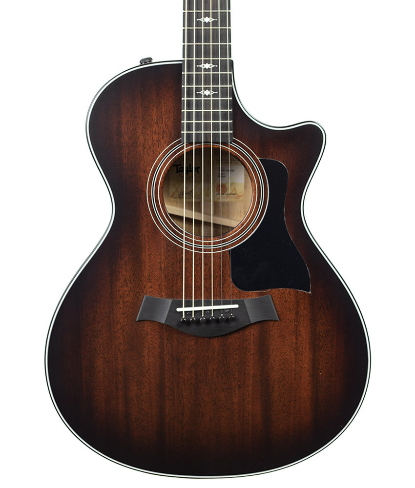 Taylor Guitars Taylor 322ce Grand Concert Acoustic-Electric Guitar - Shaded Edge Burst