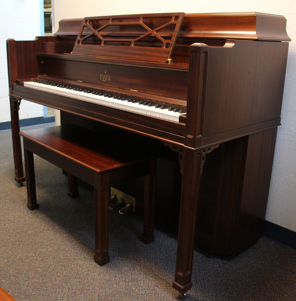 Essex Essex by Steinway or EUP-111R Upright Piano w/ bench