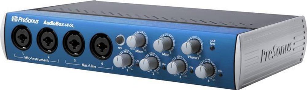 PreSonus PreSonus Audiobox 4-in/4-out USB Audio Interface w/ Studio