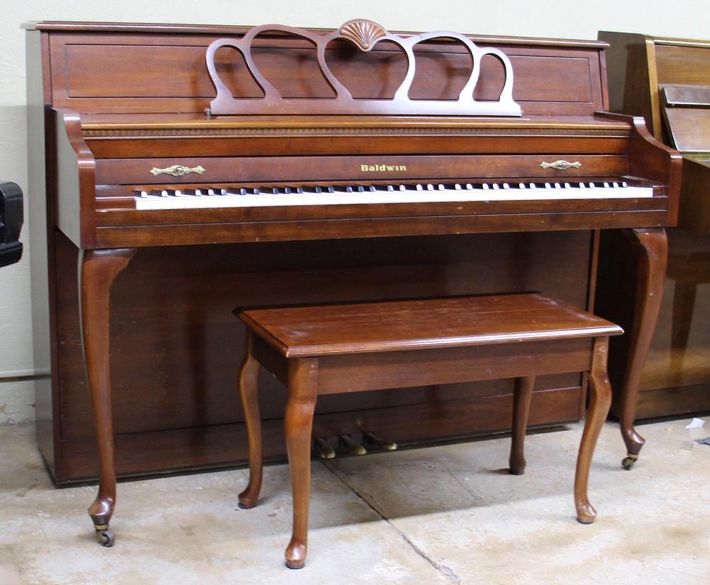 Baldwin Baldwin 646 Upright Console Piano