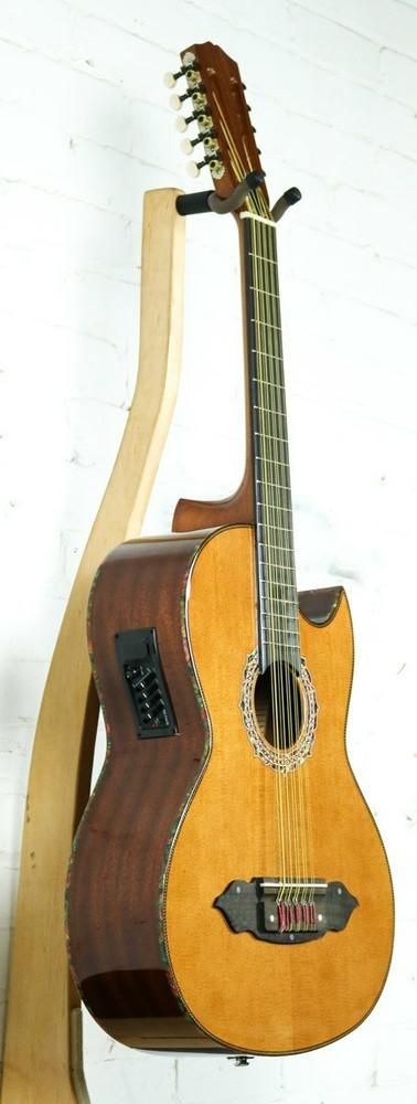 Lucida Lucida LG-BQ1-E Acoustic-Electric Bajo Quinto