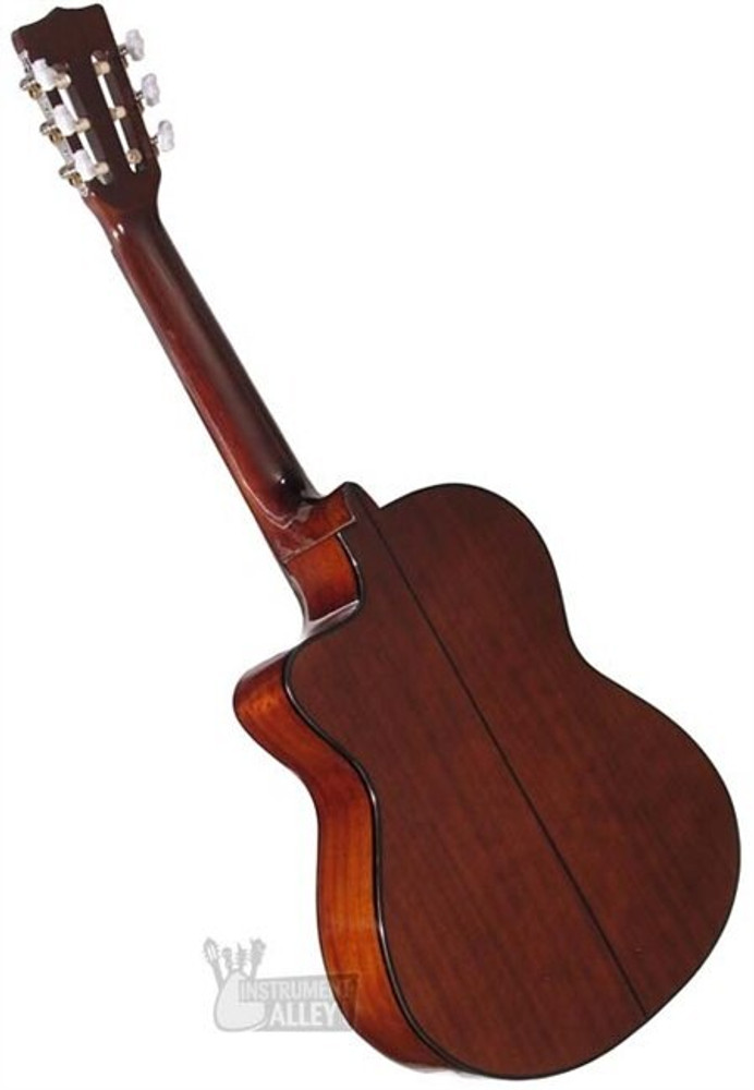 Lucida Lucida LG-RQ2 Solid Spruce Top Requinto