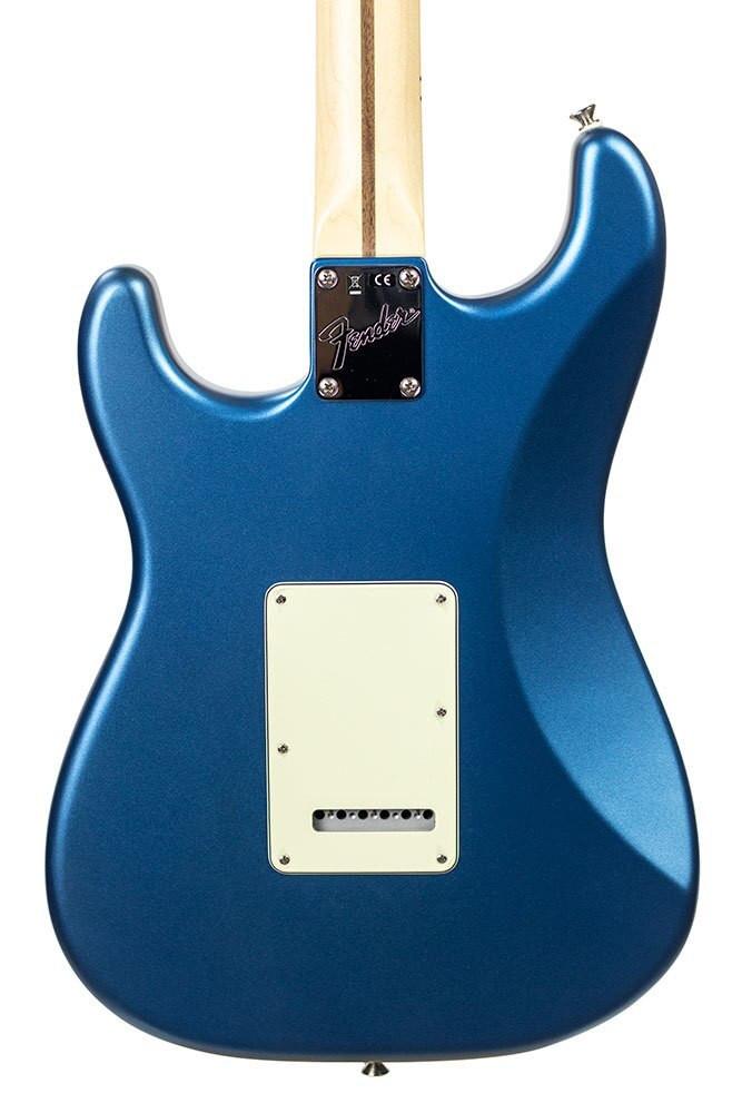 Fender B-Stock Fender American Performer Stratocaster, Maple - Satin Lake Placid Blue