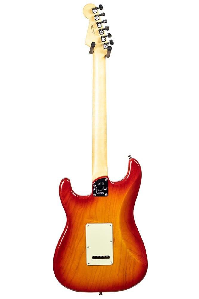 Fender B-Stock Fender American Elite Stratocaster - Cherry Burst Ash
