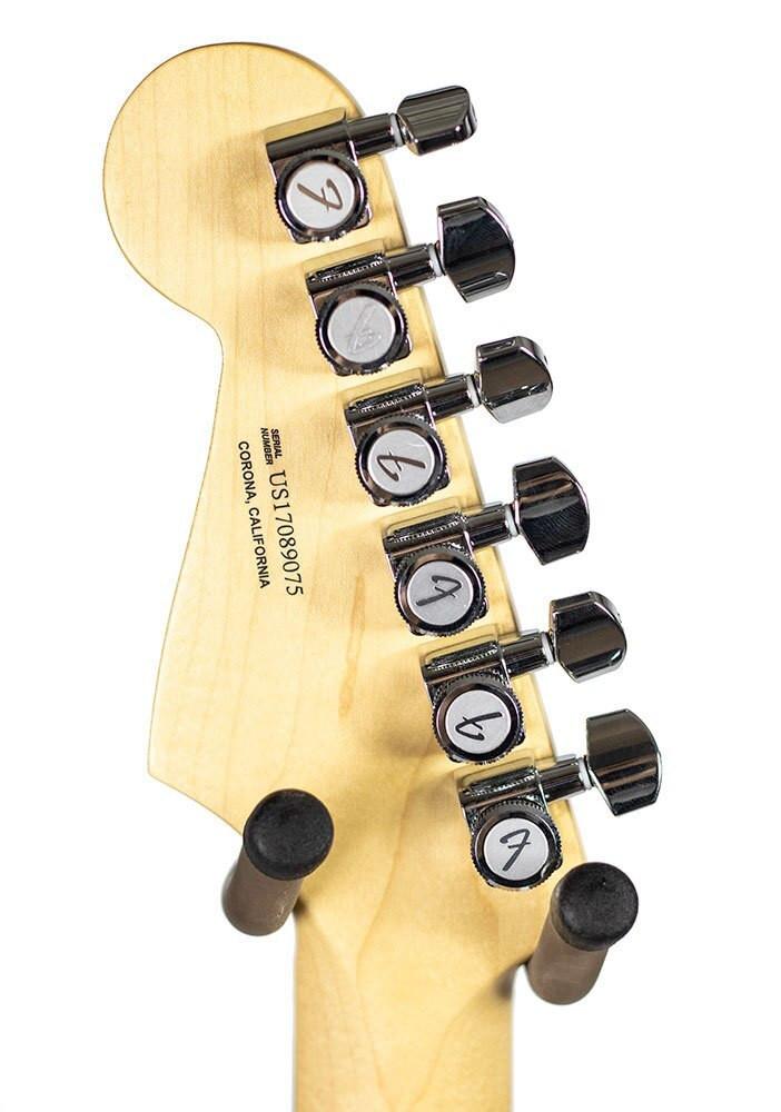 Fender B-Stock Fender American Elite Stratocaster, Ebony Fretboard - 3-Color Sunburst