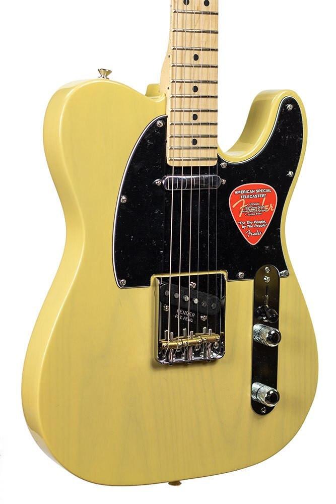 Fender B-Stock Fender American Special Telecaster, Maple Fingerboard - Vintage Blonde