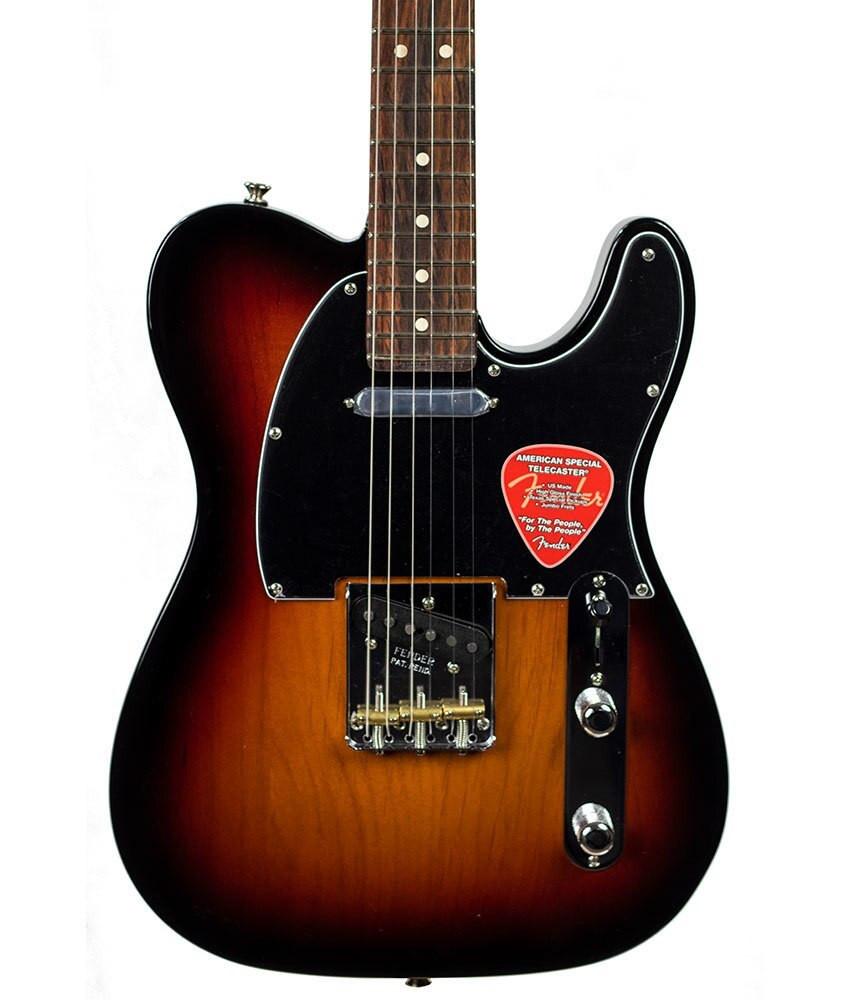 Fender B-stock Fender American Special Telecaster, Maple Fingerboard - 3-Color Sunburst