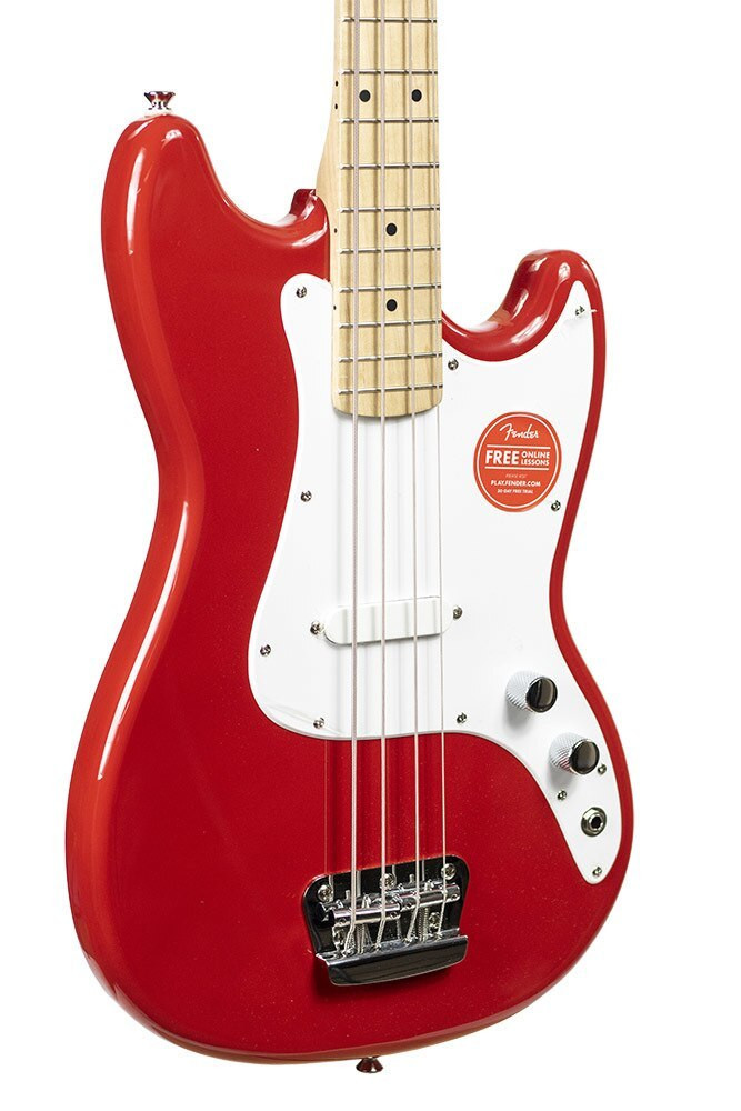 Squier B-Stock Squier Limited Bronco Bass - Torino Red