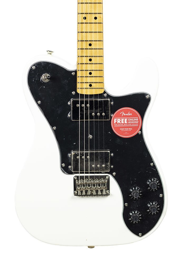Fender B-Stock Squier Classic Vibe 70s Telecaster Deluxe - Olympic White