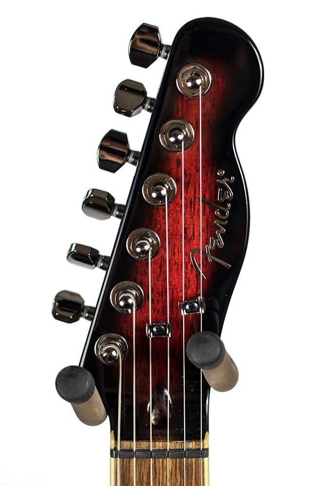 Fender B-Stock Fender Special Edition Telecaster FMT HH - Black Cherry Burst