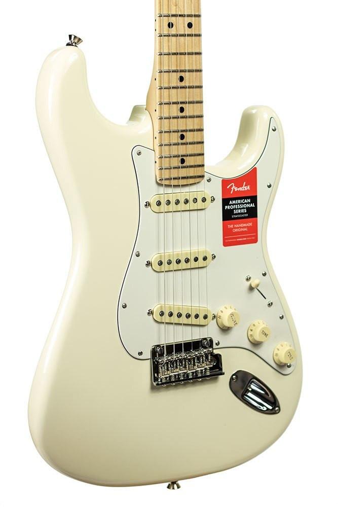 Fender B-Stock Fender American Professional Stratocaster - Olympic White