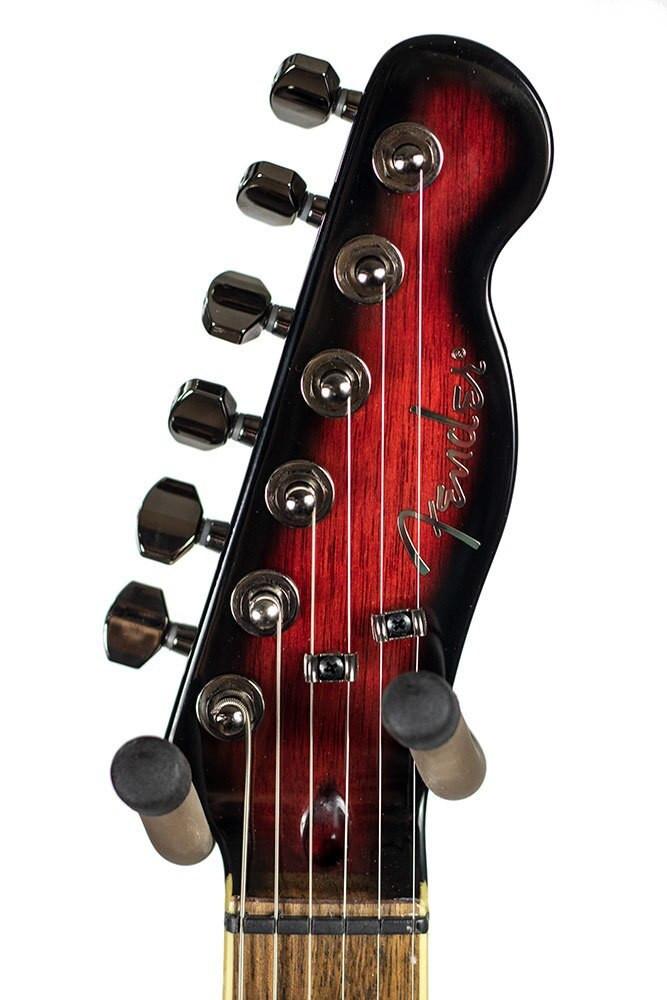 Fender B-Stock Fender Special Edition Telecaster FMT, HH - Black Cherry Burst