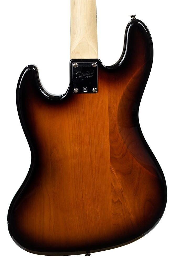 Squier B-Stock Squier Affinity Series Jazz Bass - Brown Sunburst