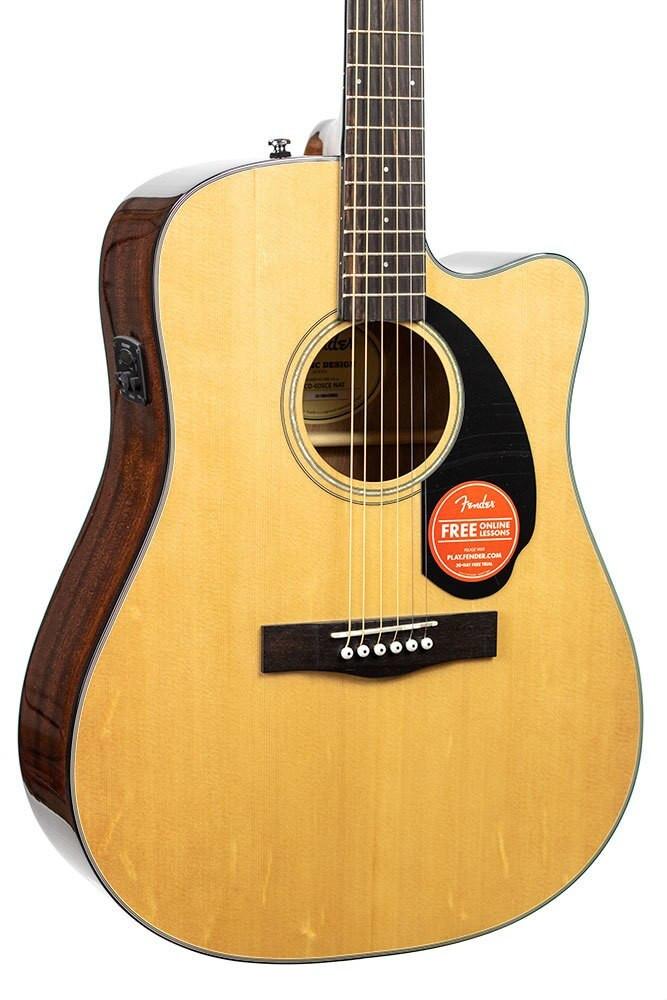 Fender B-Stock Fender Acoustic CD-60SCE - Natural 2805