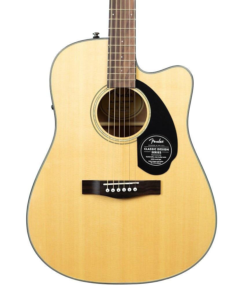Fender B-Stock Fender Acoustic CD-60SCE Natural 7338