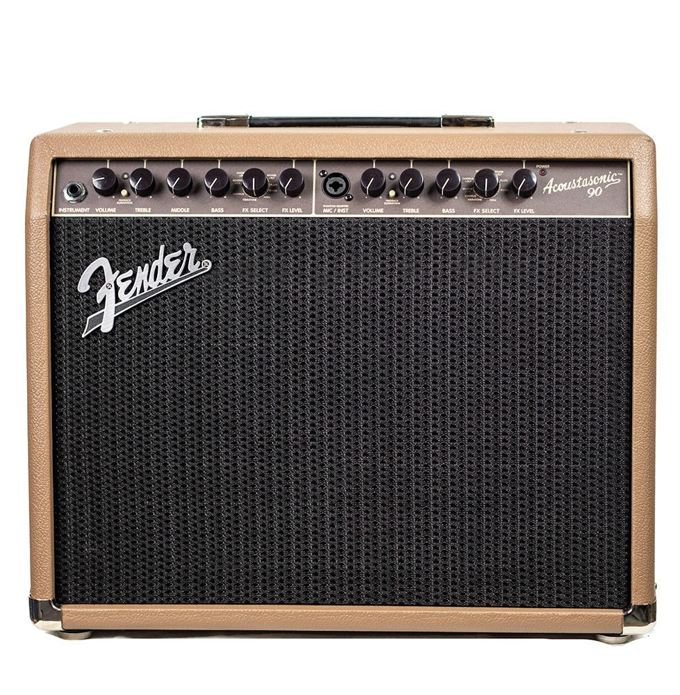 Fender B-Stock Fender Acoustasonic 90 Acoustic Guitar Amp 3229