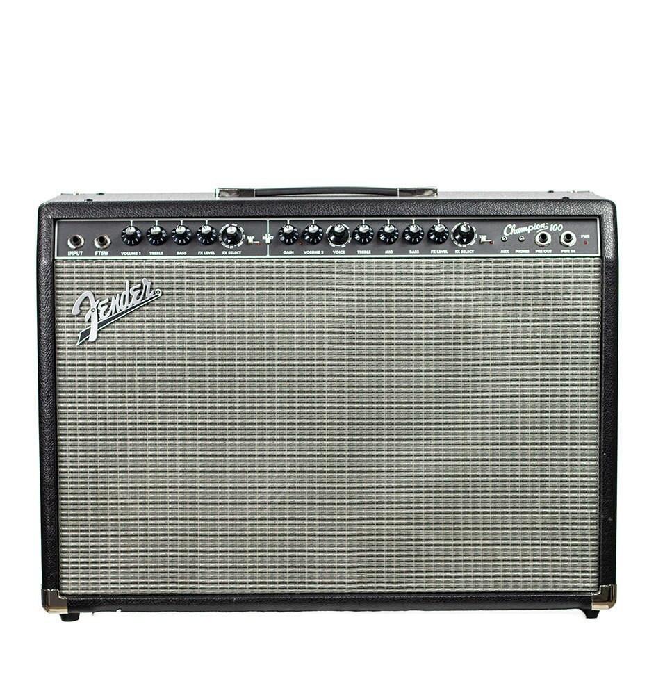 Fender B-Stock Fender Champion 100 Guitar Amp 6619