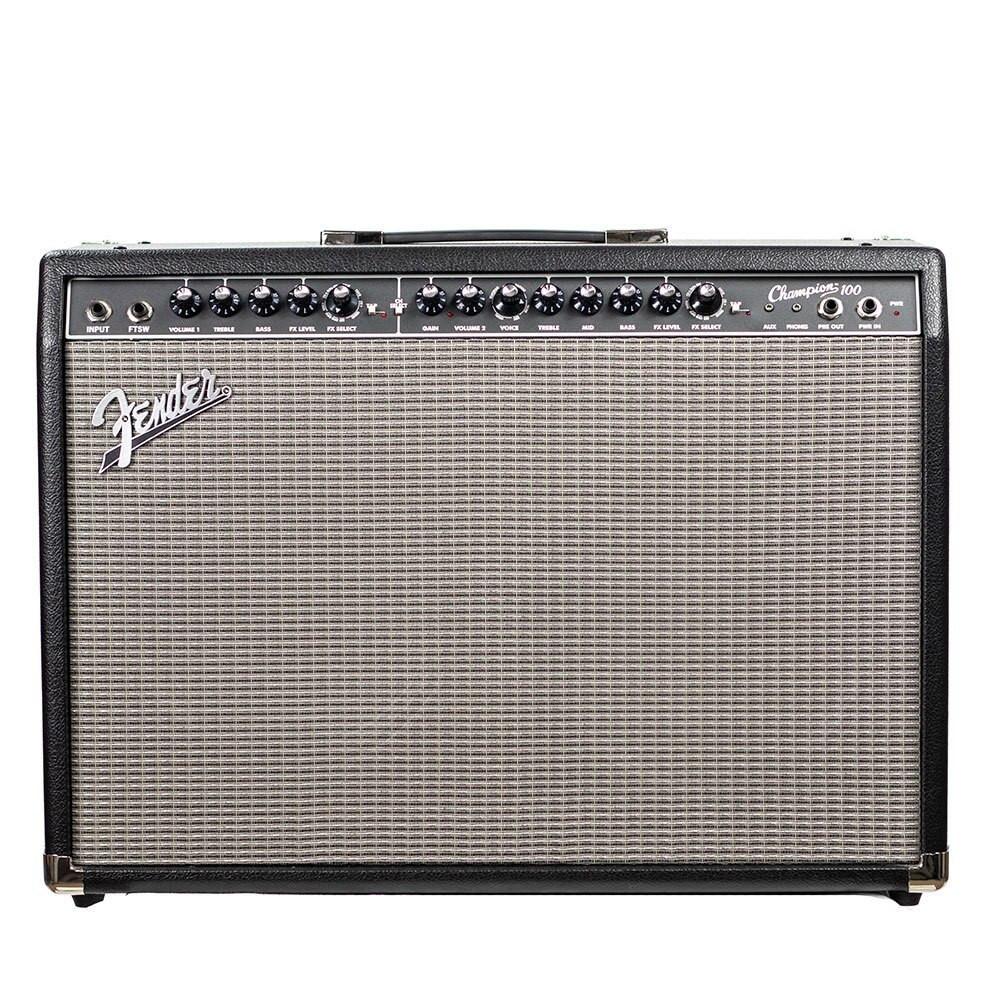 Fender B-Stock Fender Champion 100 Guitar Amp 6109