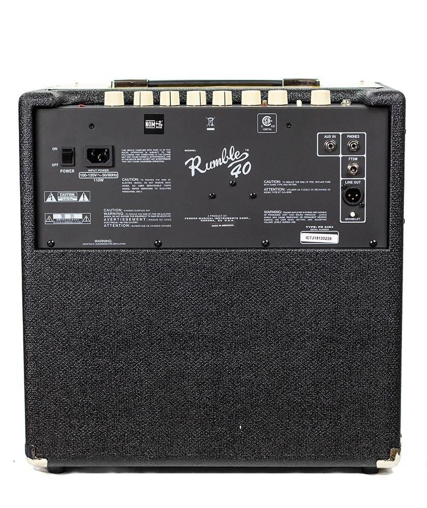 Fender B-Stock Fender Rumble 40 0239