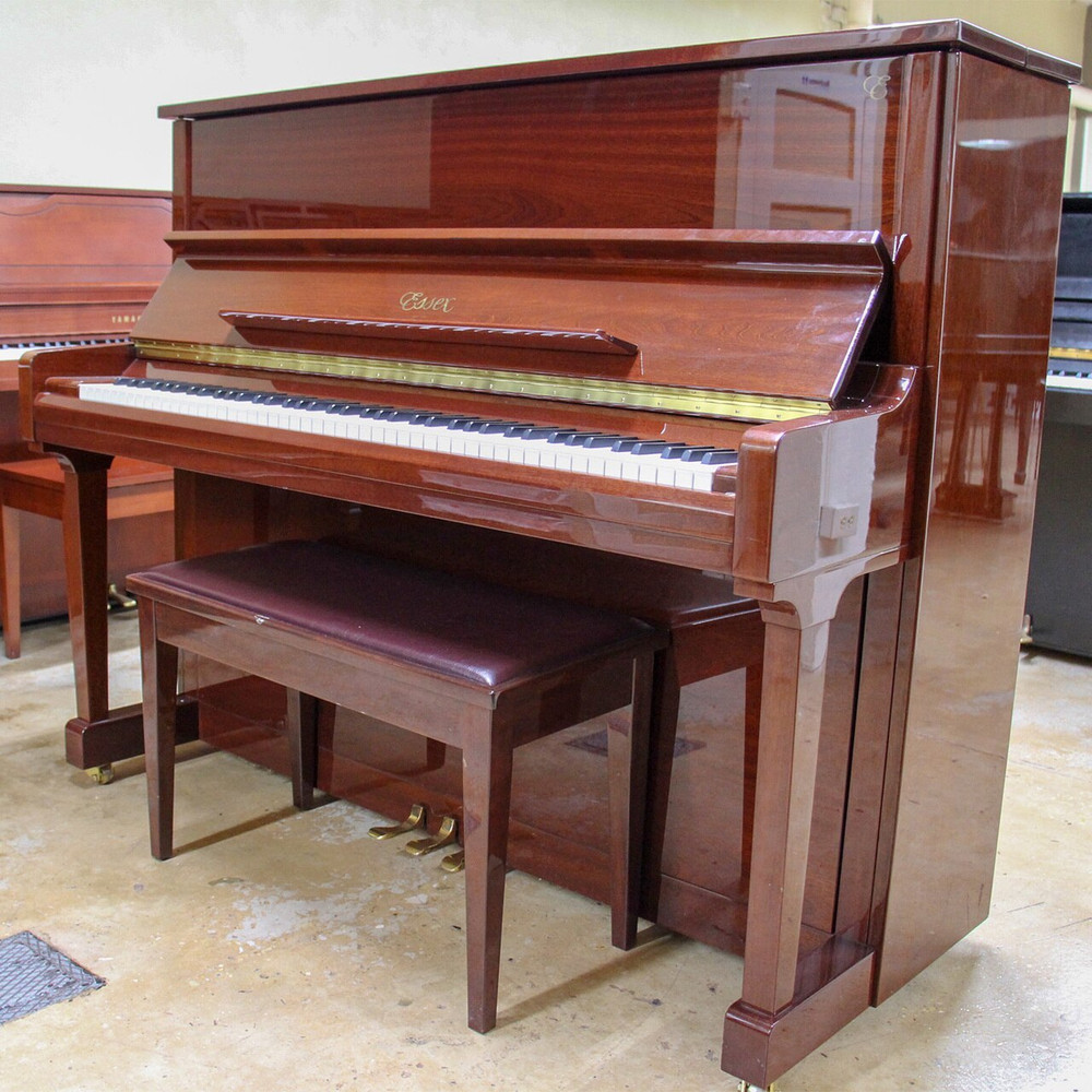Essex Essex UP123 Studio Piano Designed by Steinway and Sons