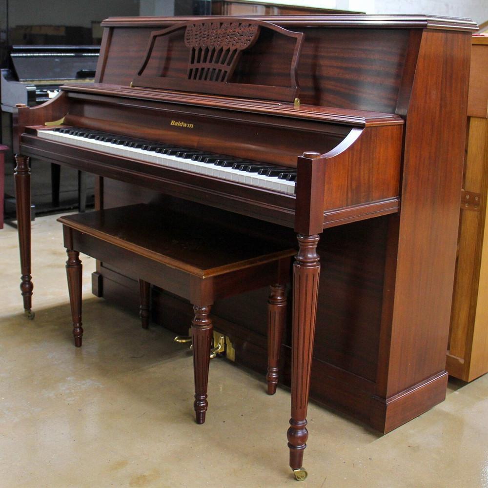 Baldwin Baldwin Acrosonic 2095 43 Vertical Piano or Cherry