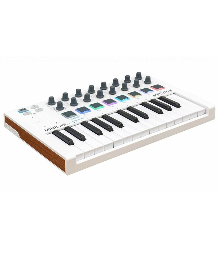 Arturia Arturia MiniLab Mk II Portable MIDI Controller