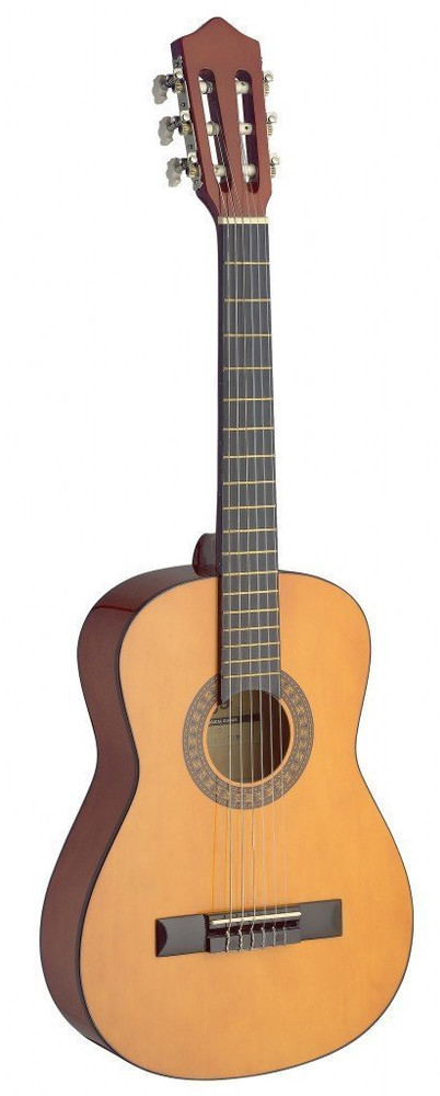 Stagg Stagg C510 1/2 Size Natural Classical Guitar