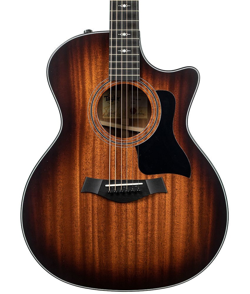 Taylor Guitars Factory Used Taylor 324ce V-class - Mahogany/Tasmanian Blackwood